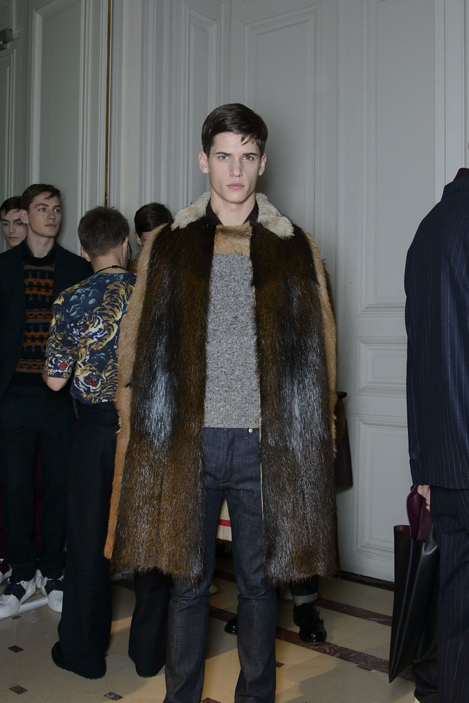 Jakob Hybholt4142_5_FW14 Paris Valentino_Nate Hill(fashionising.com)
