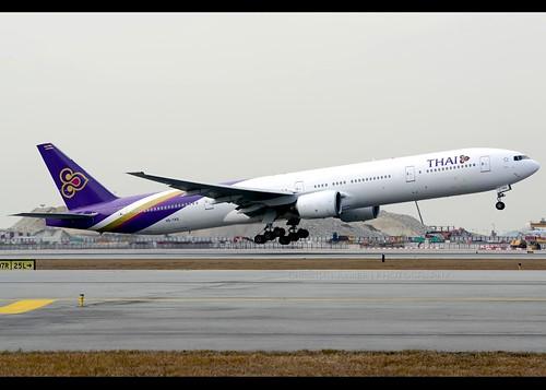 B773 - Boeing 777-3D7