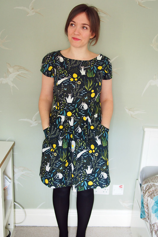 Kitty Dreams dress