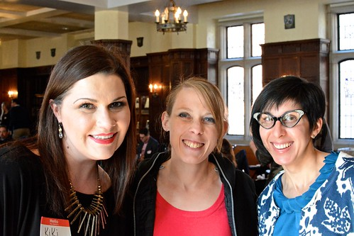 Kiki L'Italien, Erin Feldman and Lauren Vargas at #xPotomac14 by Geoff Livingston