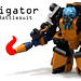 """Instigator"" Light Battlesuit by Garry_rocks"