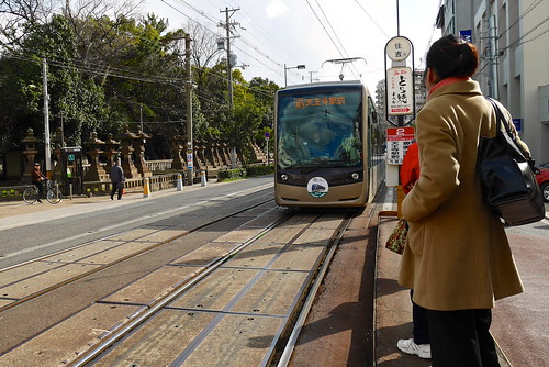 阪堺電車 Hankai Tramway