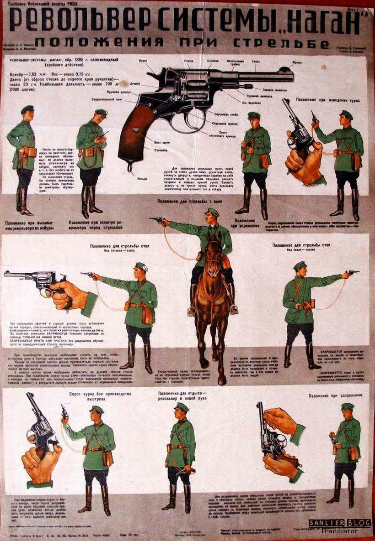 苏联宣传画:全民军训万岁