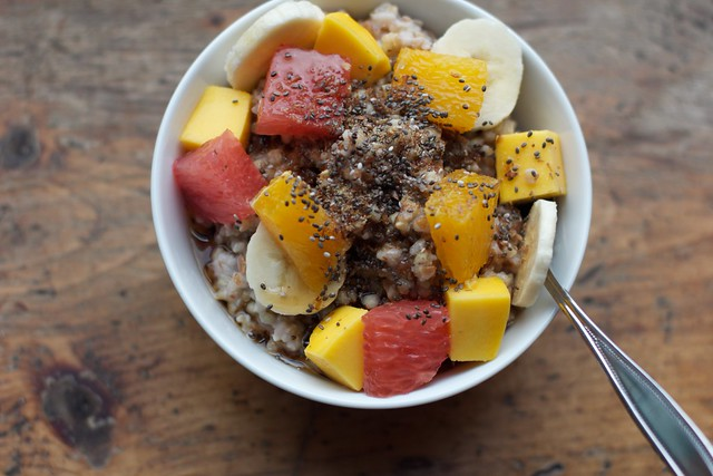 Tropical Breakfast Bowl