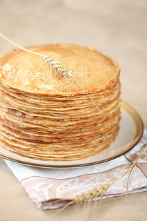 Blini (russian crepes)