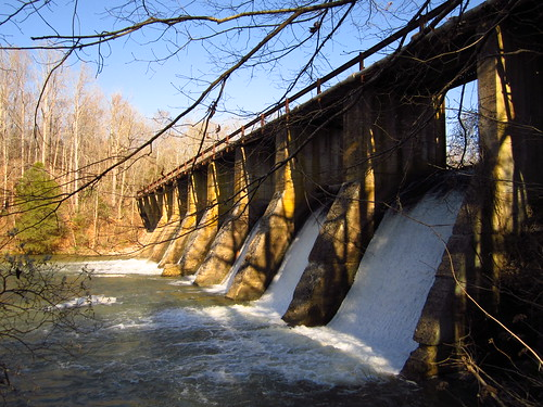 Burgess Falls Dam #2