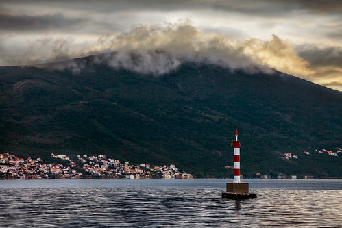 Tivat evening