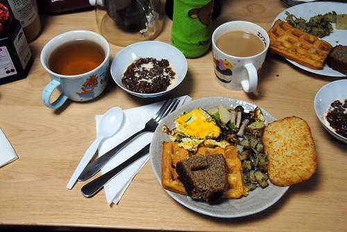 Breakfast For Dinner 006r