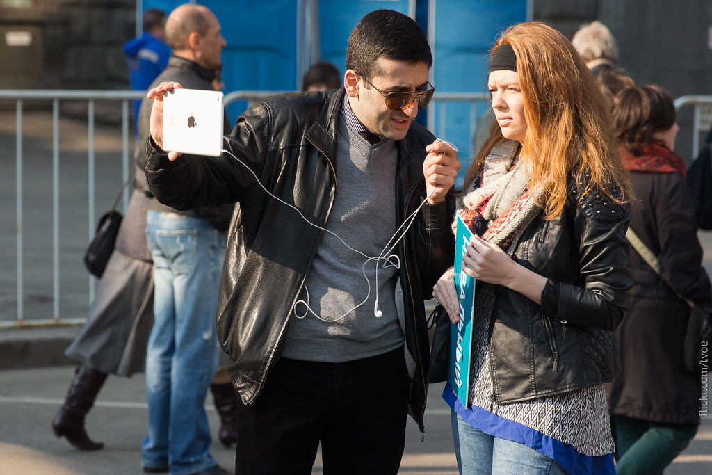 Армянсий журналист