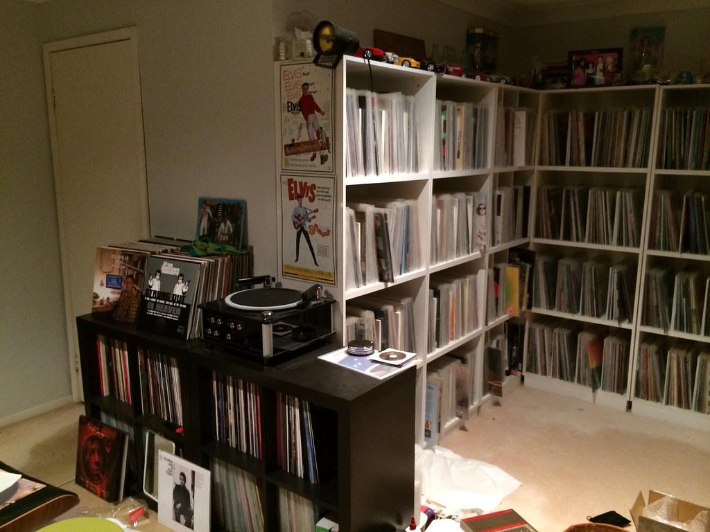 Show Us Your Vinyl Collection Setup Page 12 Steve