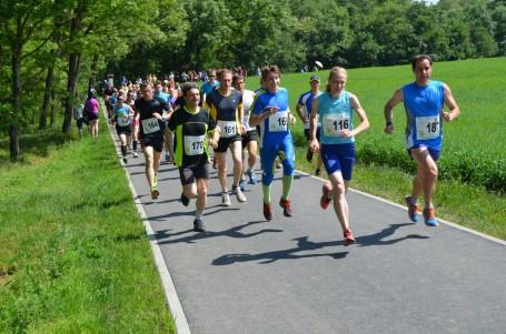 Na Hloučele v Prostějově se opět běhalo