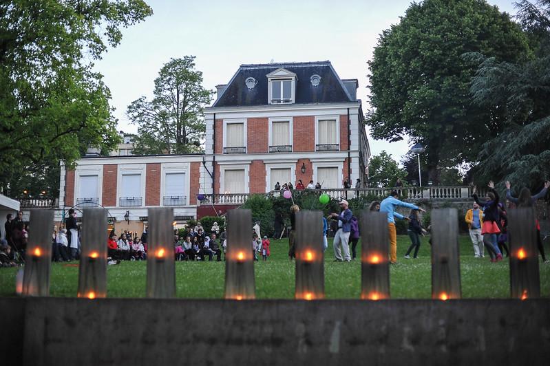 Evry Daily Photo - Theatre de l Agora Evry - Spectacle Cloture de Saison - Parc Pompidou - 01