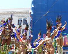 San Francisco Carnaval 2014 Parade - Sambaxe Dance Company 453