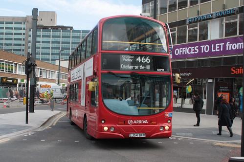 Arriva London South DW97 LJ54BFX