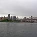 East River and Queensborough Bridge