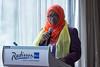 H.E. Hon. Saada Mkuya Salum, Ministry of Finance, United Republic of  Tanzania by UNICEF Ethiopia