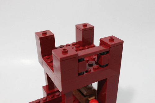 LEGO Minecraft The Nether Fortress (21122)