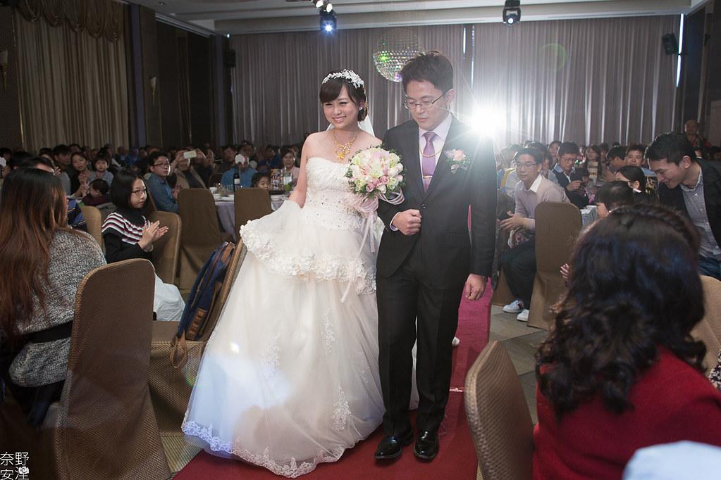 台南婚攝-繼中&佳芸-迎娶午宴 X 東東宴會式場-東嬿廳 (72)
