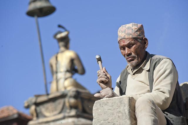 NPL - Bhaktapur - Durbar Square 04