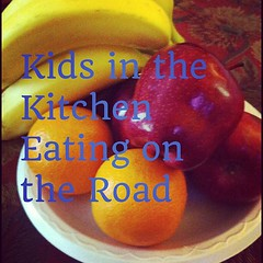 Preparing my #kidsinthekitchen post for Tues #homeschool #travel #recipes
