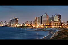 Tel Aviv Twilight