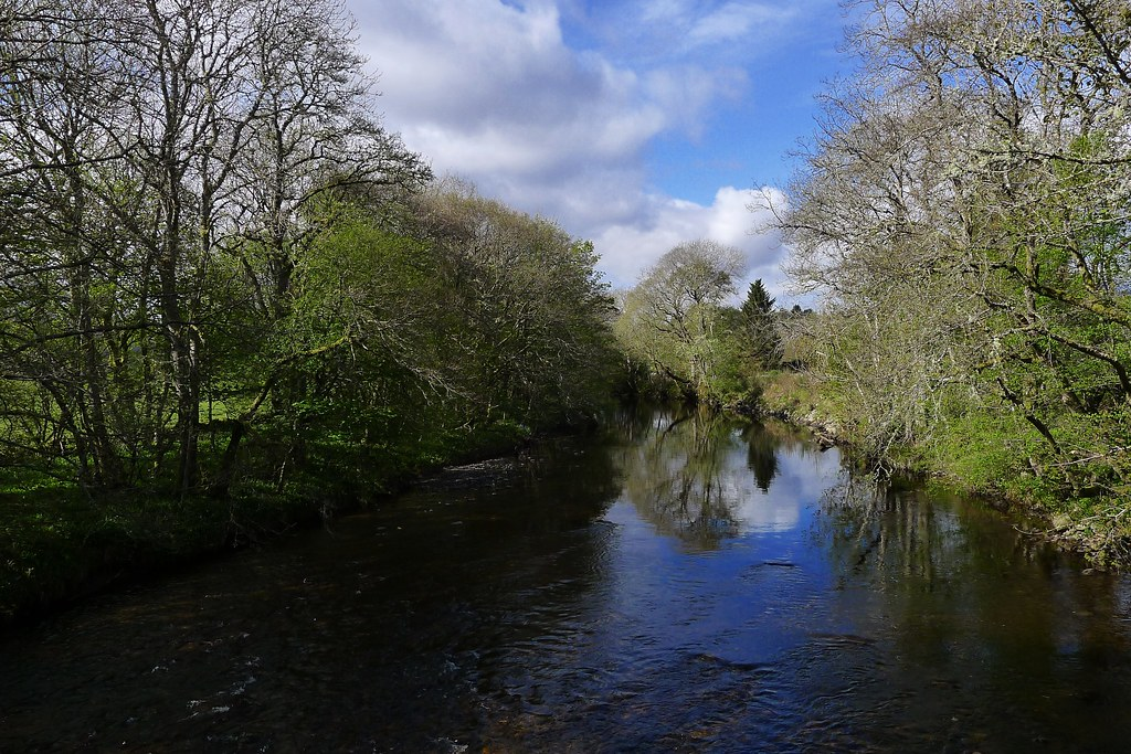 River Tarff at Fort Augustus