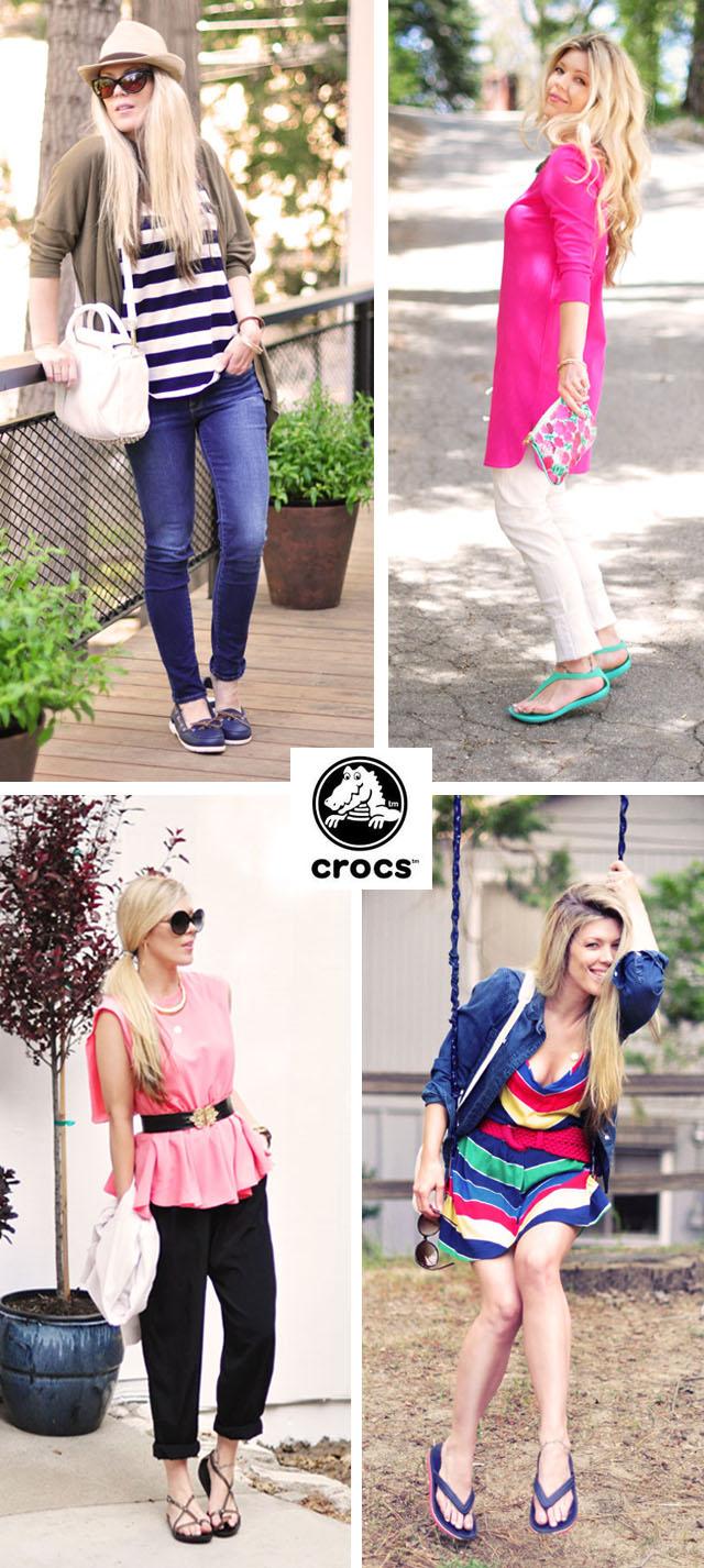 Crocs spring summer chic styles-maegan