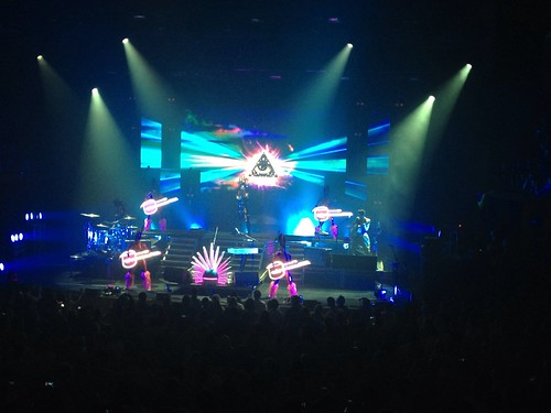 Empire of the Sun at Vivid Live