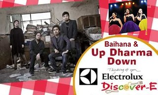 Up Dharma Down & Baihana