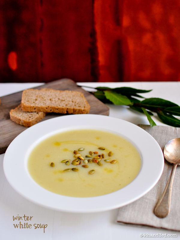 Winter White Soup