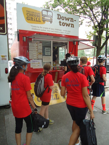 Foodcart Freewheelers - Bike Camp