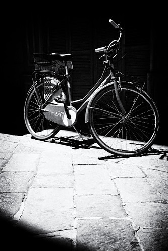 Bicycle by TheLostFrame