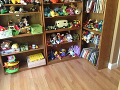 July 2013 household organization examples