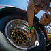 Small photo of Infineon Sonoma Raceway Drag Car Air Pressure