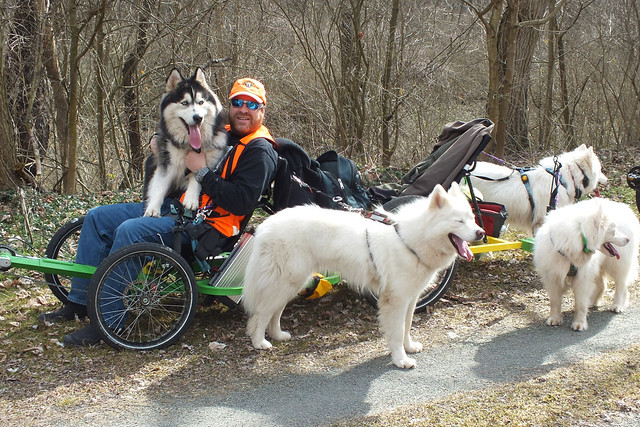 WooFDriver On Tour - The Lower Trail, Blair PA 03.07.2012