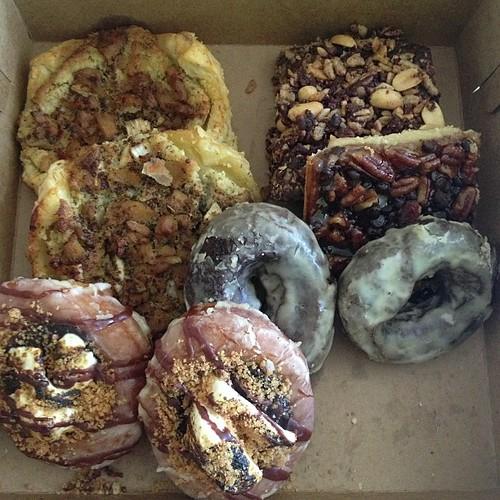 Cinnamon snail pastry treats! #vegan