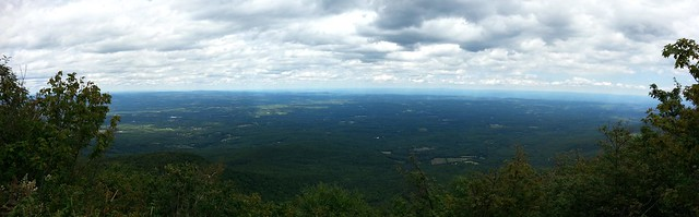 View east from Windham High Peak