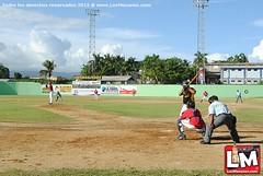 Inauguración Liga Verano Dominicana @ Estadio bragañíta Moca
