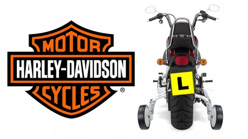 Электробайк от Harley-Davidson