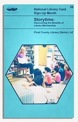 PCLD Library Card Benefits Series – Storytime – #26