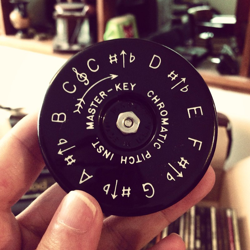 pitch pipe