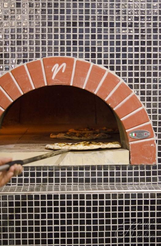 Pizzeria, Magnifica.