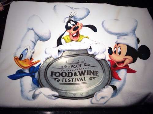 Epcot Food and Wine Festival Preview 2013