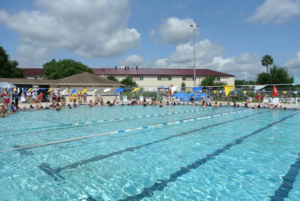 Frieda Zamba Swimming Pool City Of Palm Coast Florida