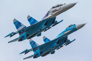 Su-27UB, Su-27