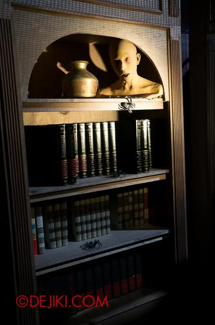 HHN3 - Adrift Bookcase