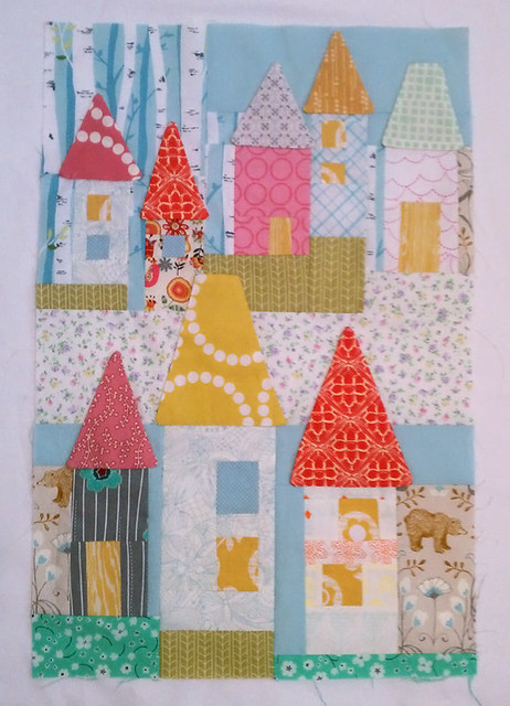 Penny Sampler ♥ Little Houses