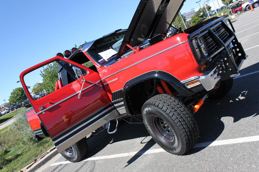 AutoNation Dodge Ram - 1979 Dodge Ram Charger Front