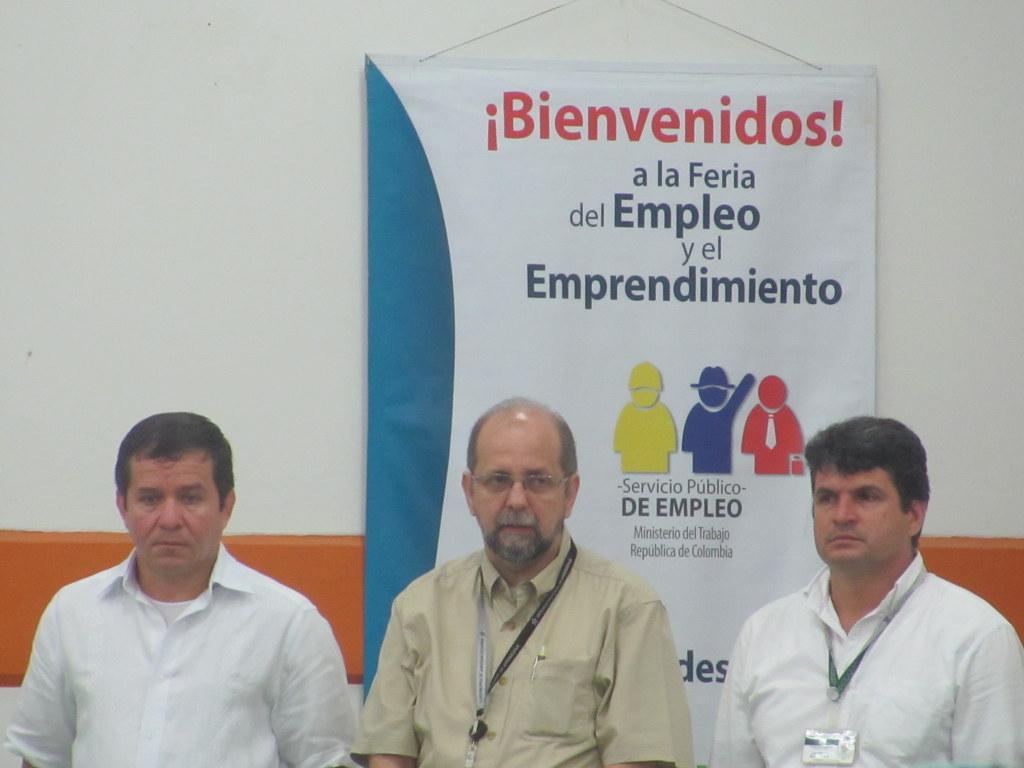 Feria del Empleo y el Emprendimiento