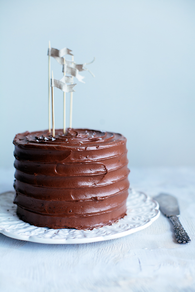 An ode to cake (and a recipe)